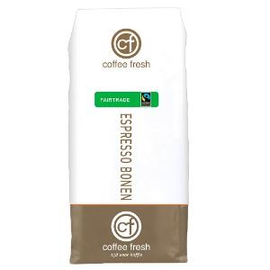 Coffee Fresh espressobonen Fairtrade | KoffiePartners