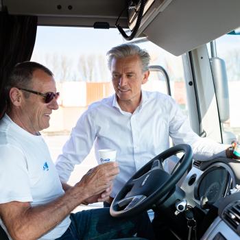 Branche Transport en logistiek| KoffiePartners | Koffieleverancier