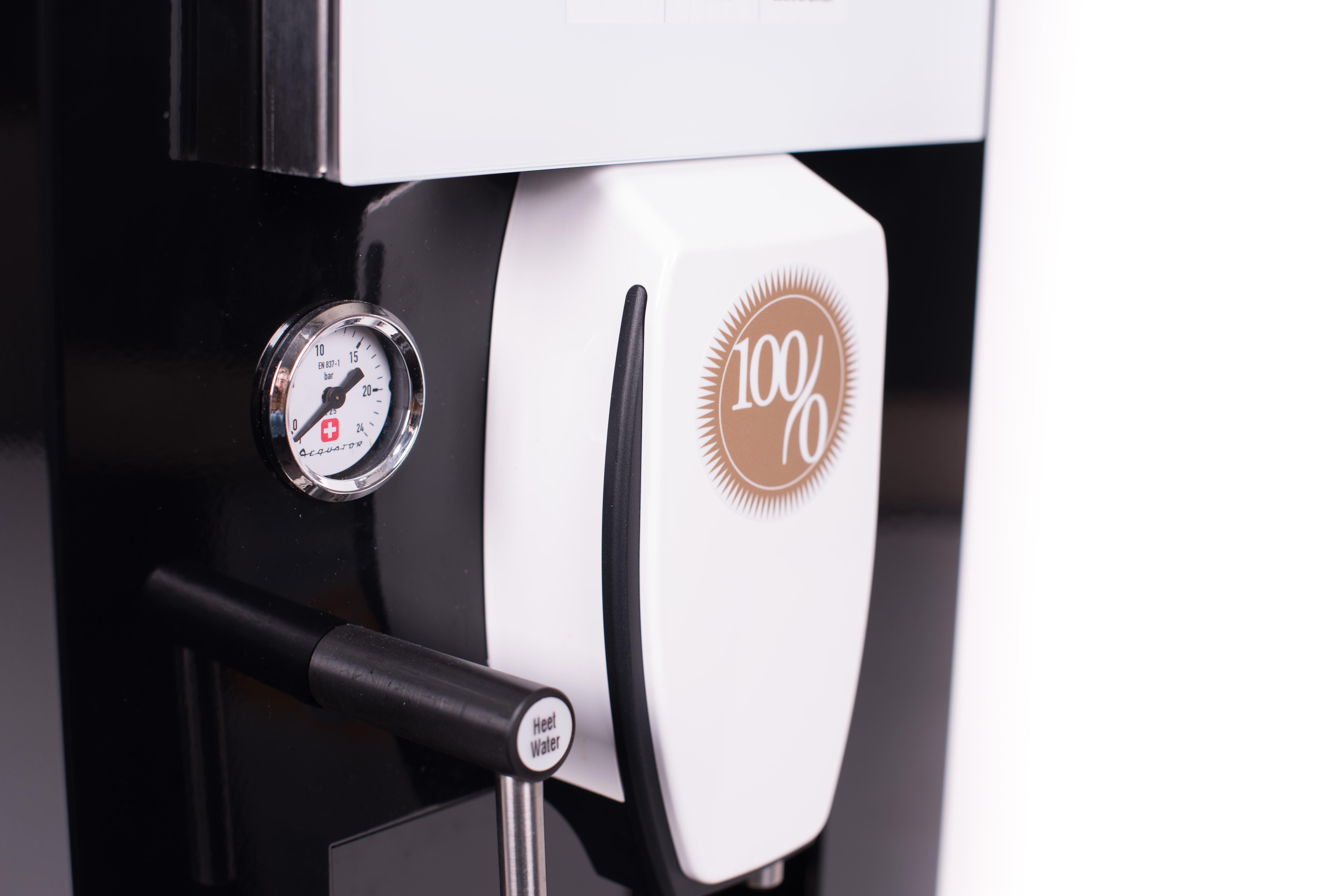 Cento% espressomachine | KoffiePartners