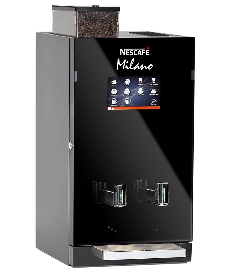 NESCAFÉ Milano Vista Compact Espresso | KoffiePartners