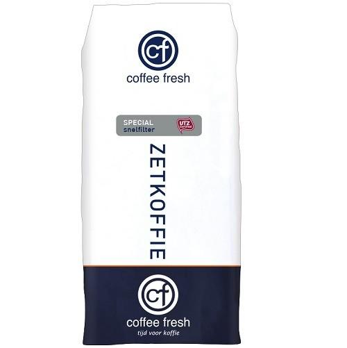 Coffee Fresh special fairtrade UTZ certified| Koffiepartners