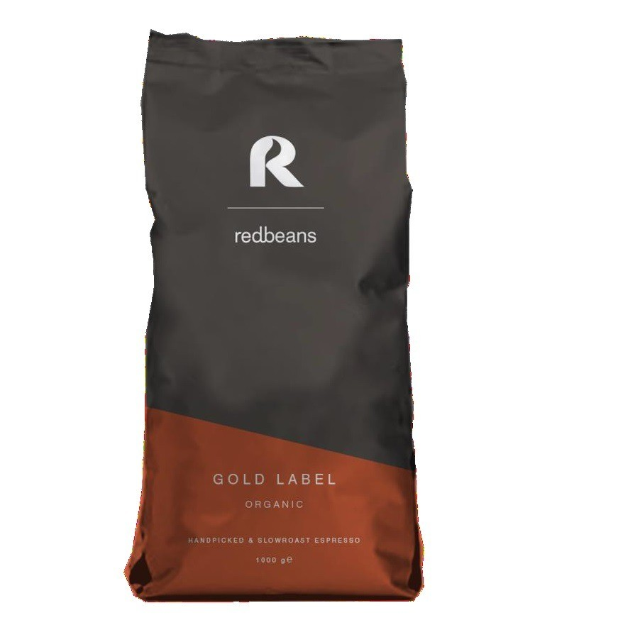 Redbeans Gold Label | KoffiePartners