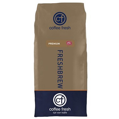 Coffee Fresh premium freshbrew | KoffiePartners