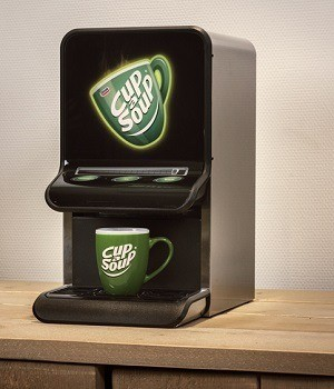 Cup a Soup automaat   Overige automaten   KoffiePartners