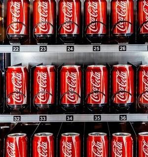 Frisdrank automaten | Overige automaten | KoffiePartners