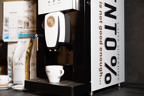 Cento% Oro | Bonenconcept | KoffiePartners