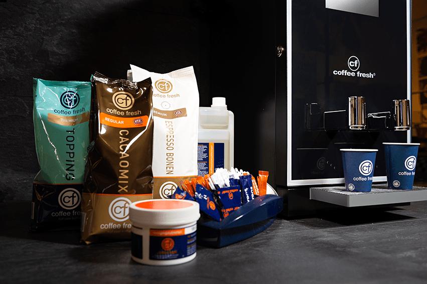 Coffee Fresh premium bonen concept | KoffiePartners