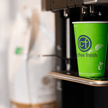 Coffee Fresh duurzaam koffieconcept | KoffiePartners