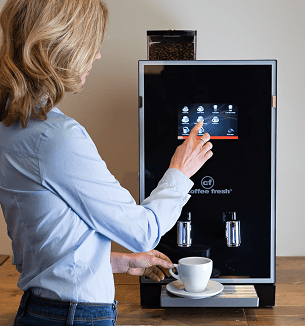 Coffee Fresh koffiemachines en automaten | KoffiePartners