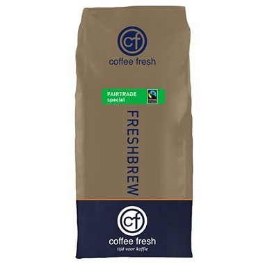 Coffee Fresh special fairtrade | KoffiePartners