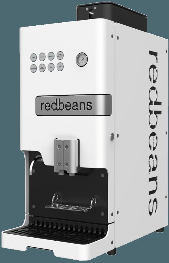 Redbeans Beanmachine_XL | KoffiePartners