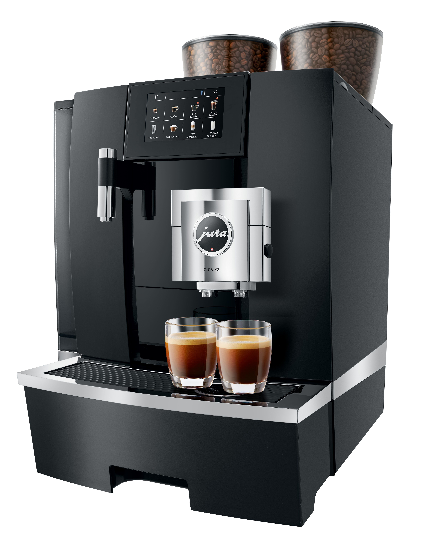 Jura GIGA X8 | KoffiePartners