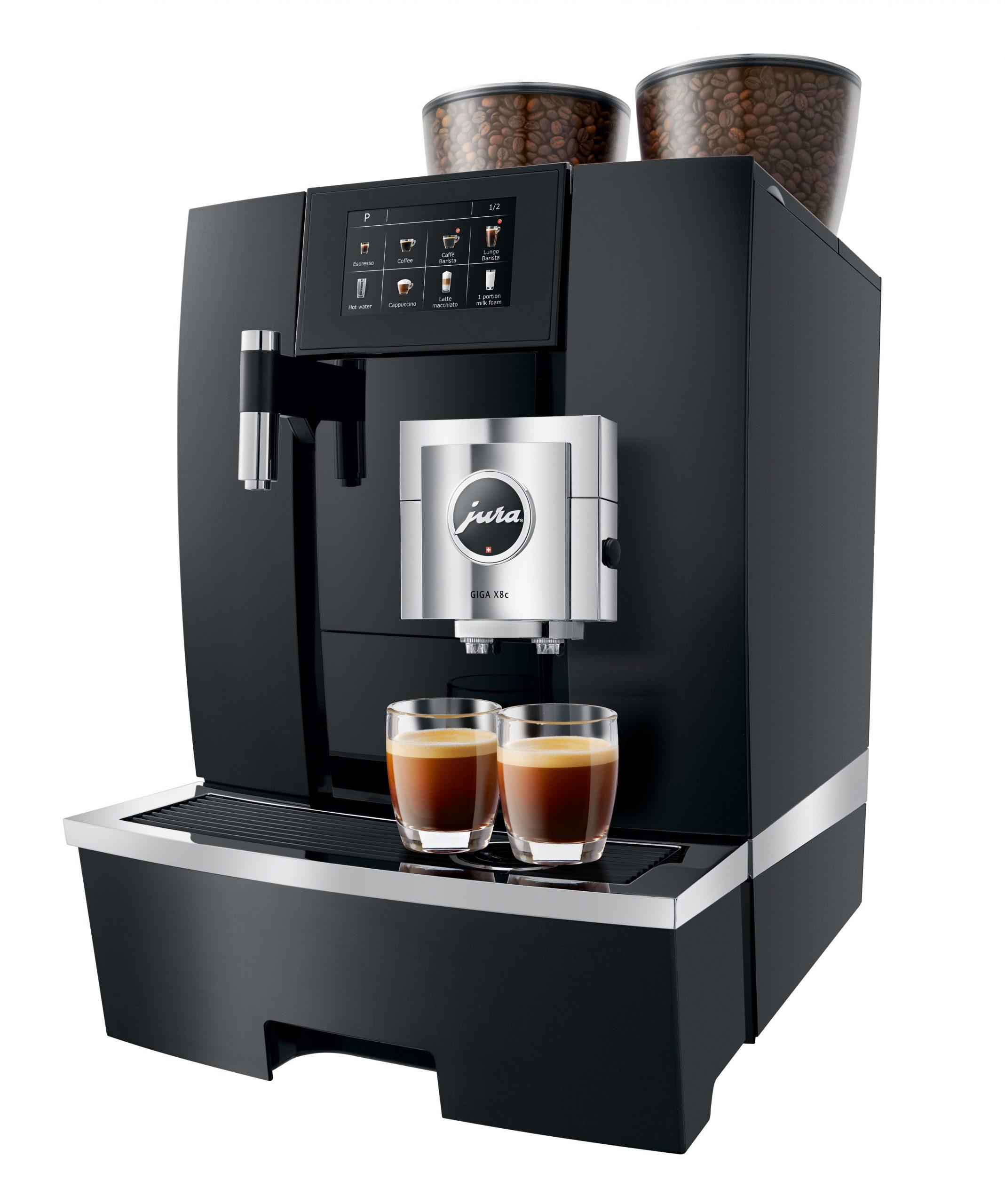 Jura GIGA X8c   KoffiePartners