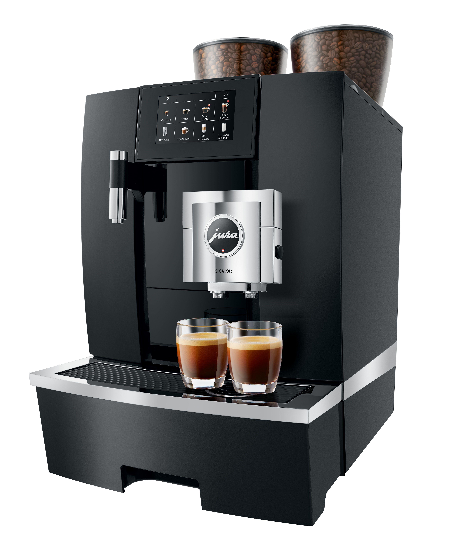 Jura GIGA X8c | KoffiePartners