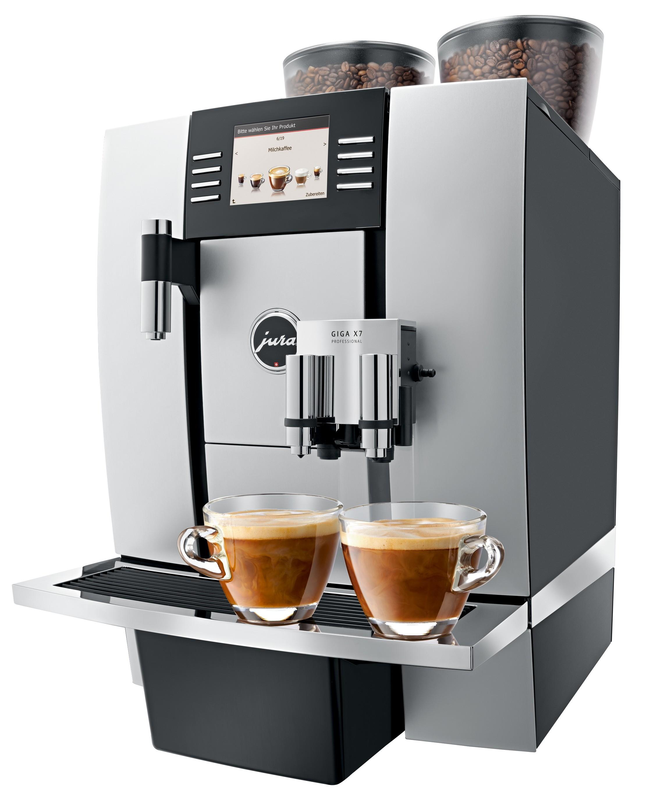 Jura GIGA X7c | KoffiePartners