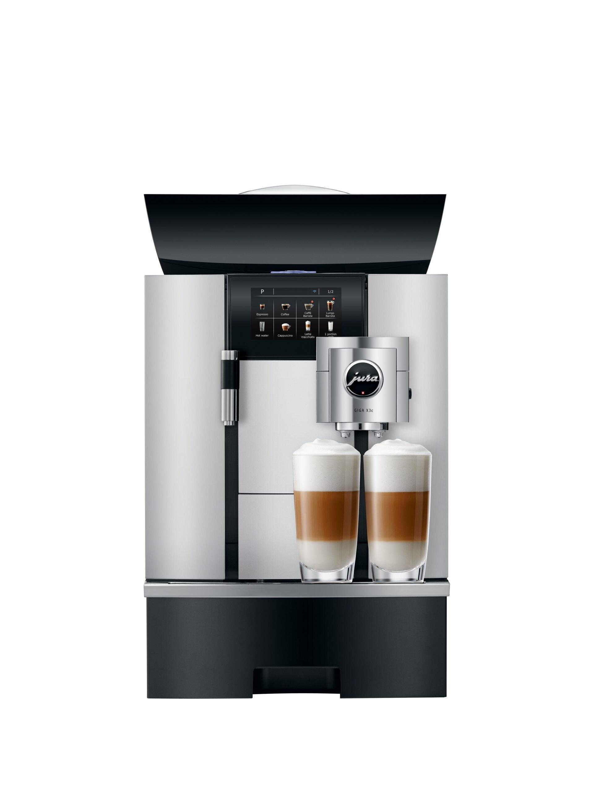 Jura GIGA X3c   KoffiePartners