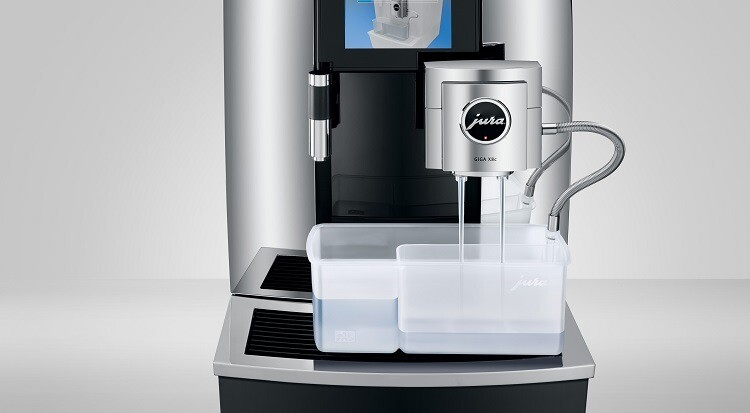 Jura GIGA X8c Chroom   KoffiePartners