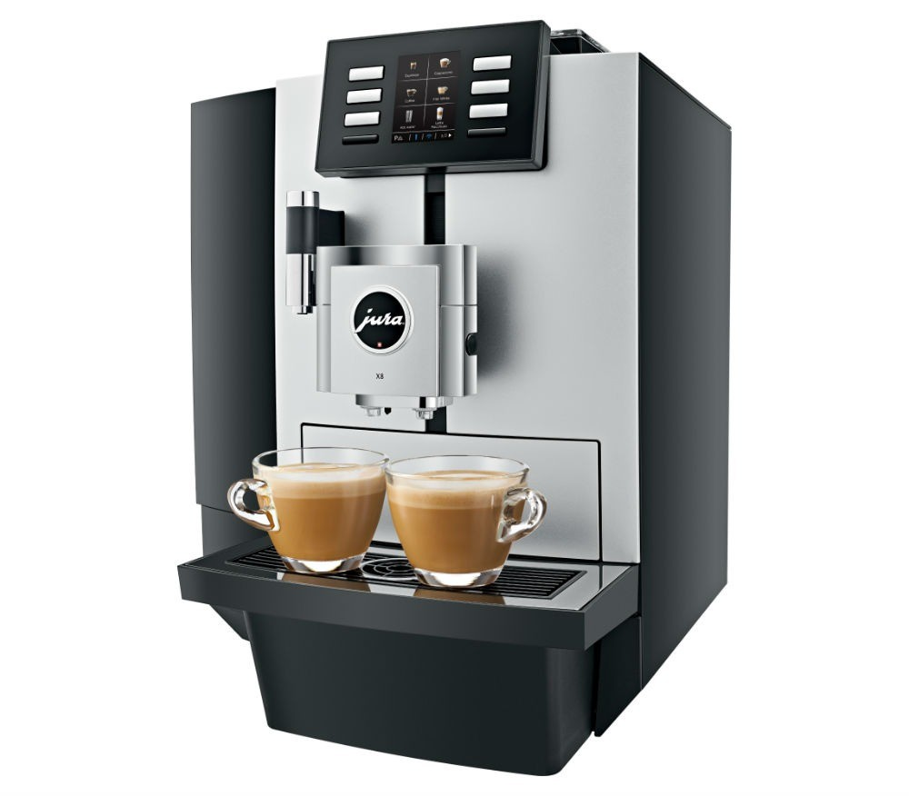 Jura X8 | KoffiePartners