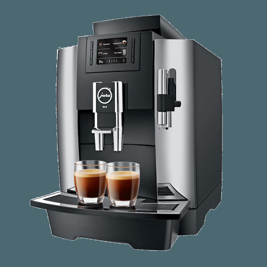 Jura WE8 | KoffiePartners