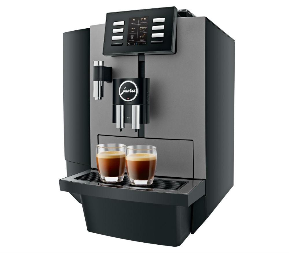 Jura X6 | Beste koffiemachine | KoffiePartners