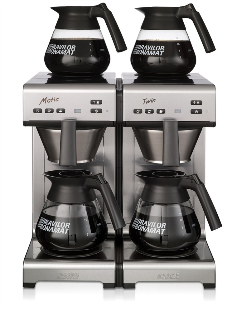 Bravilor Matic Twin | KoffiePartners