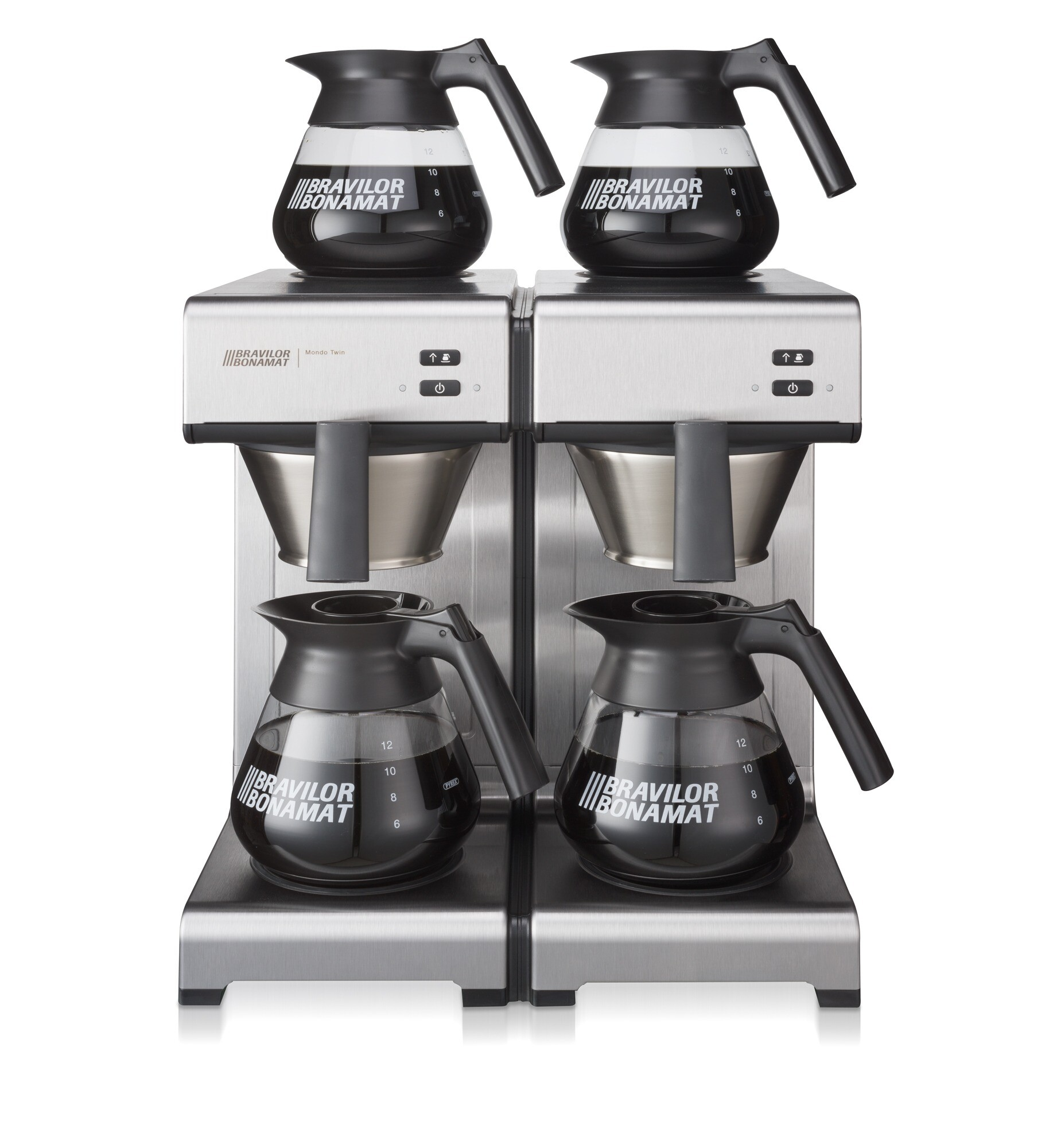 Bravilor Mondo Twin | KoffiePartners