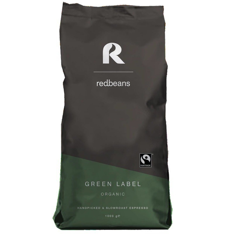 Redbeans Green label | KoffiePartners