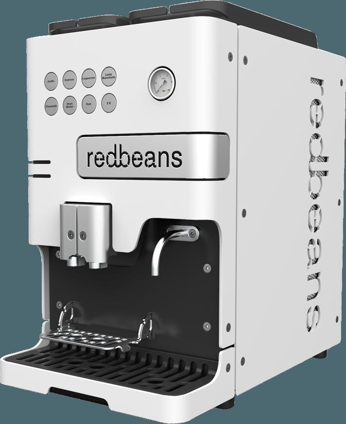 Redbeans Beanmachine Large | KoffiePartners