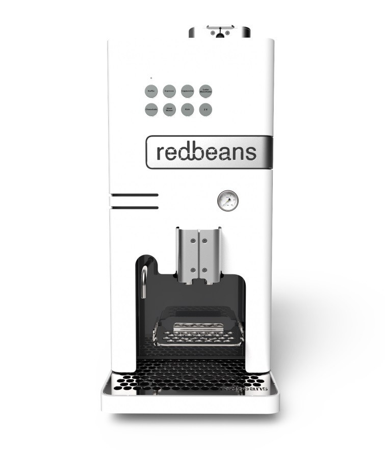 Redbeans Beanmachine XL Refurbished | KoffiePartners