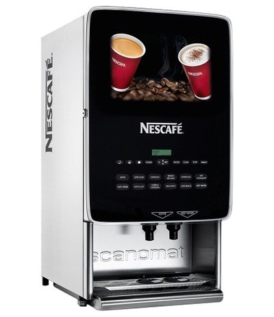 NESCAFÉ Cappuccino Black edition | KoffiePartners