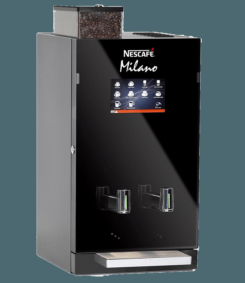 NESCAFÉ Milano Compact Espresso | koffiemachines | Koffieleverancier KoffiePartners