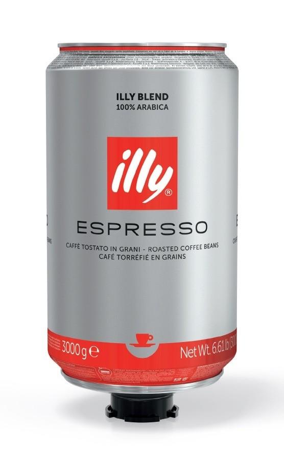 illy espressobonen 3 kg | KoffiePartners