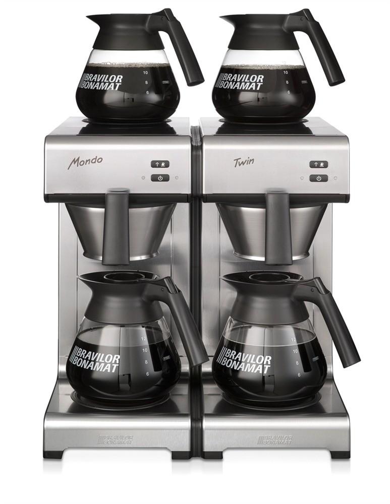 Bravilor Mondo Twin | KoffiePartners