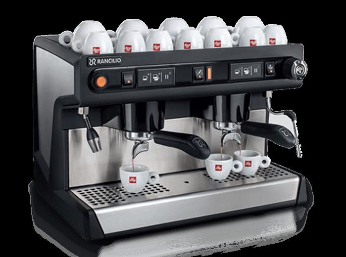 Illy Mitaca Rancilio MPS | KoffiePartners