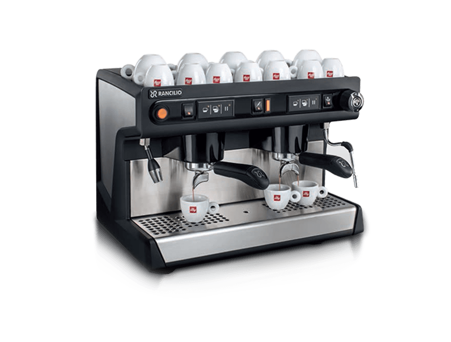 Illy Mitaca Rancilio MPS | KoffiePartners