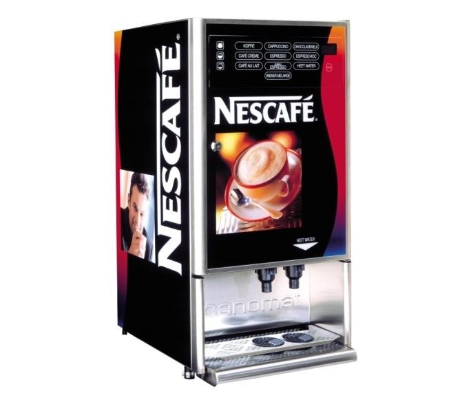 NESCAFÉ Scanomat Colombia | Refurbished | KoffiePartners