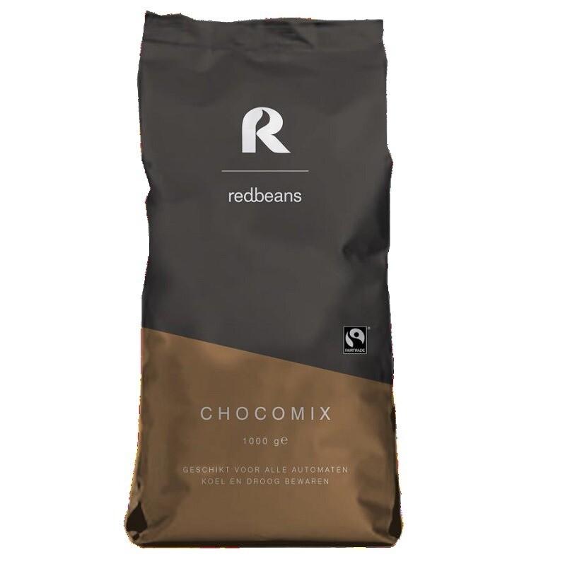 Redbeans Cacaomix | KoffiePartners