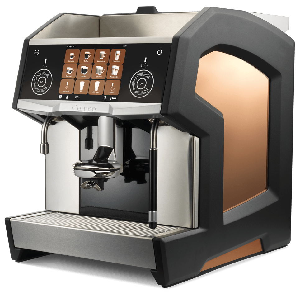Eversys Cameo C'2m | espressomachine | Earth | KoffiePartners