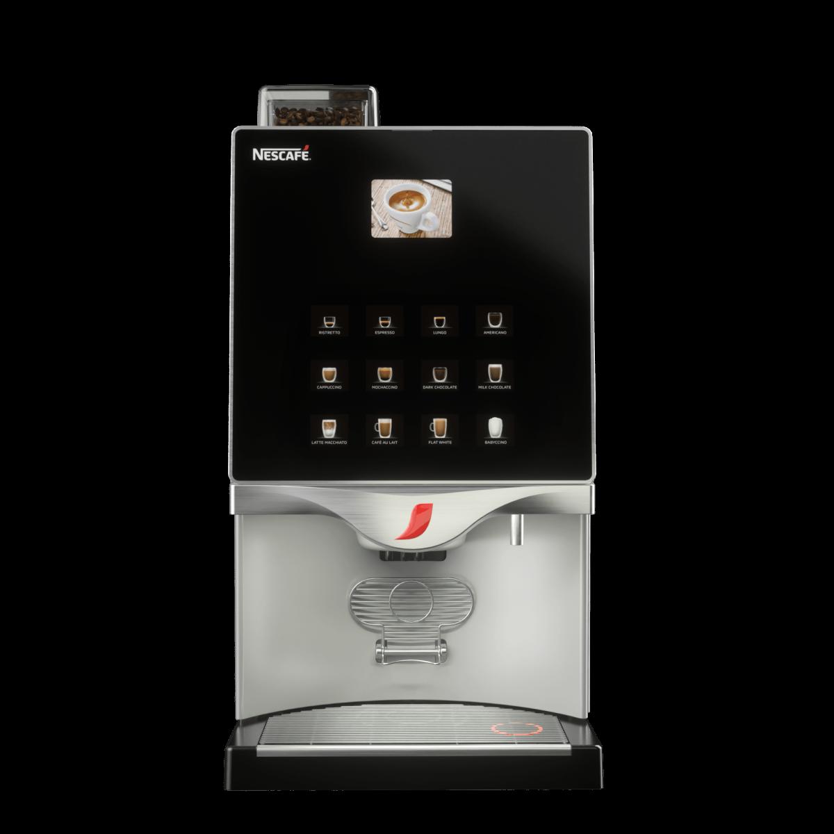 NESCAFÉ Fusion Compact Espresso 2.0   KoffiePartners