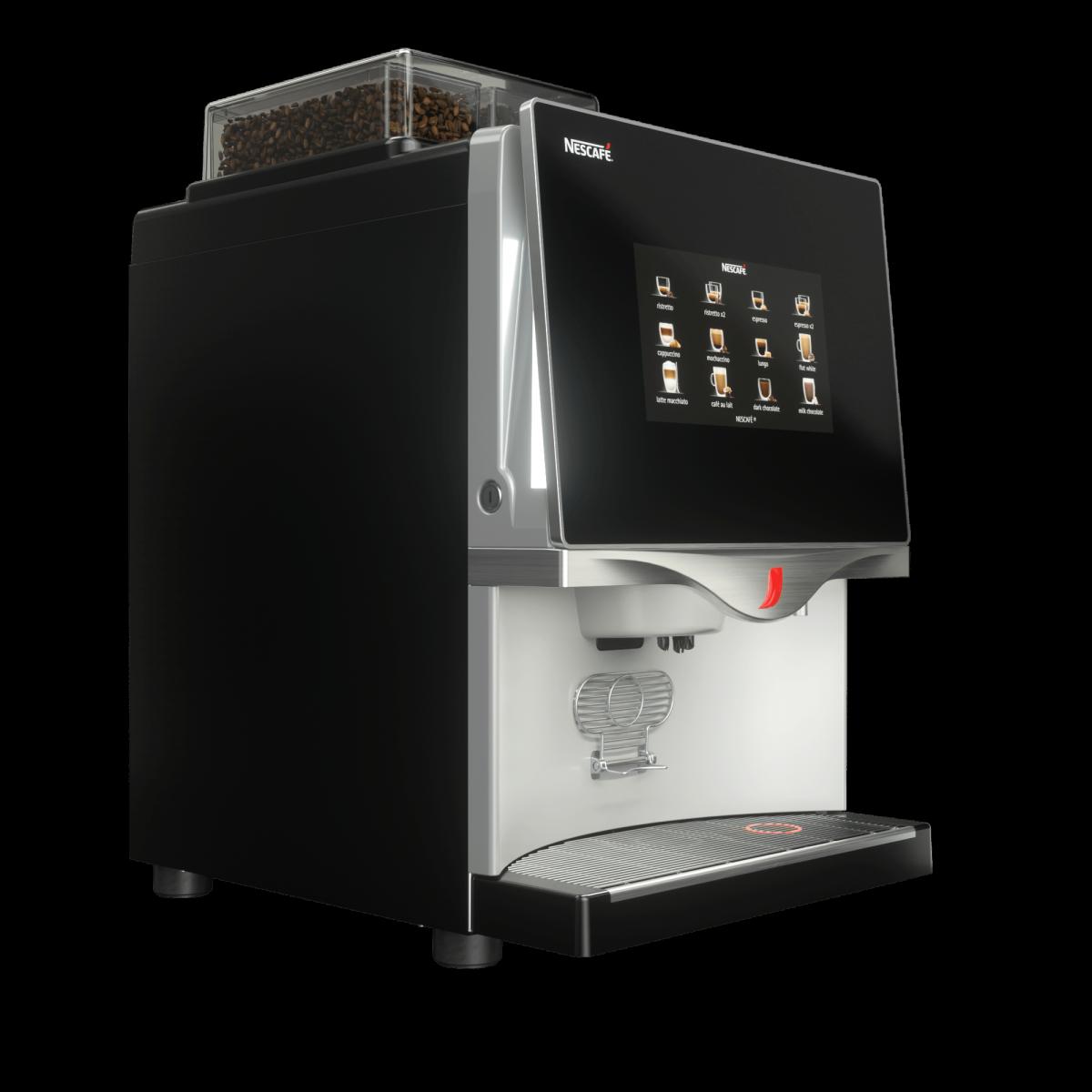 NESCAFÉ Fusion Espresso 2.0 | KoffiePartners