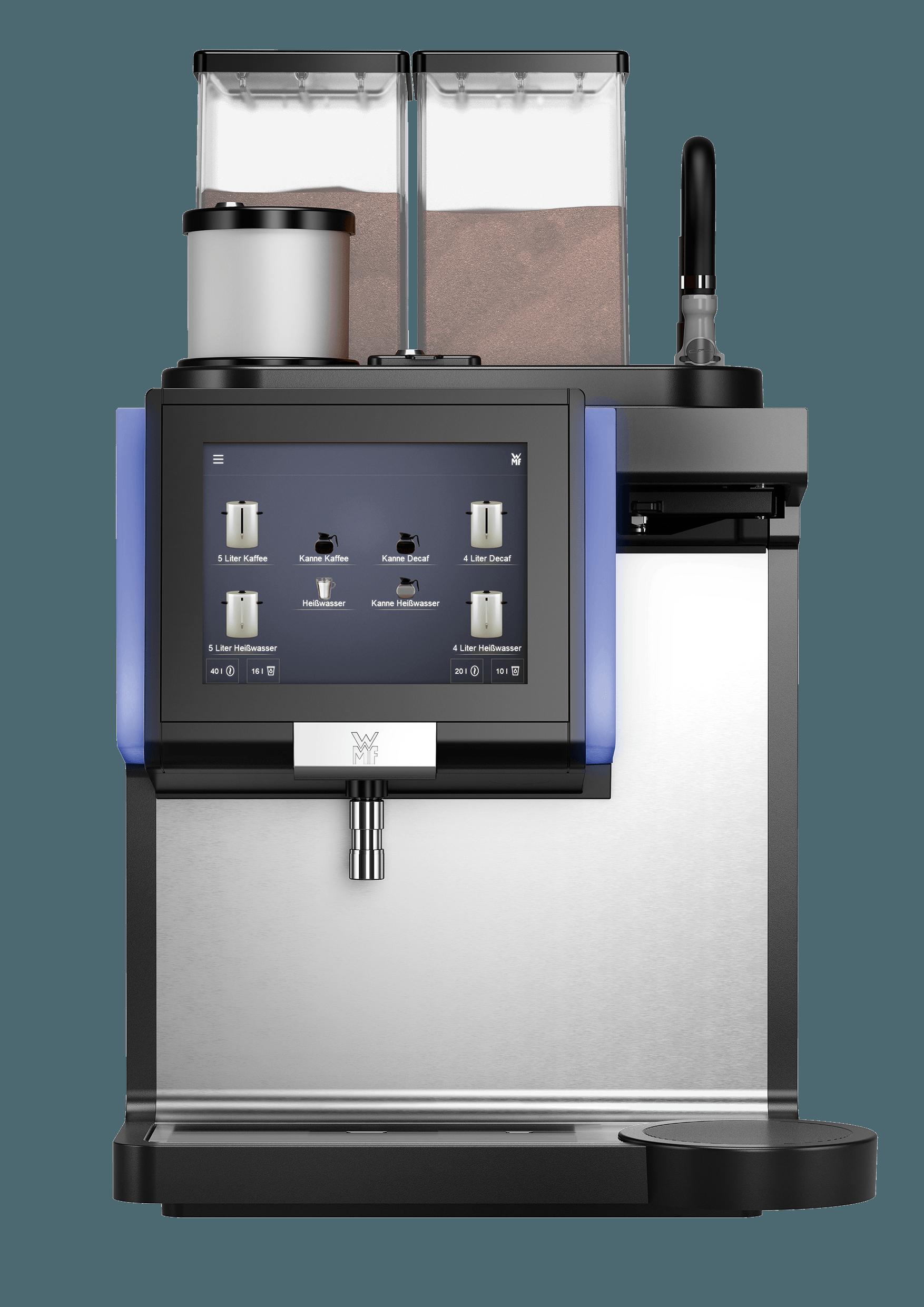 WMF 9000F | Koffiemachine | KoffiePartners