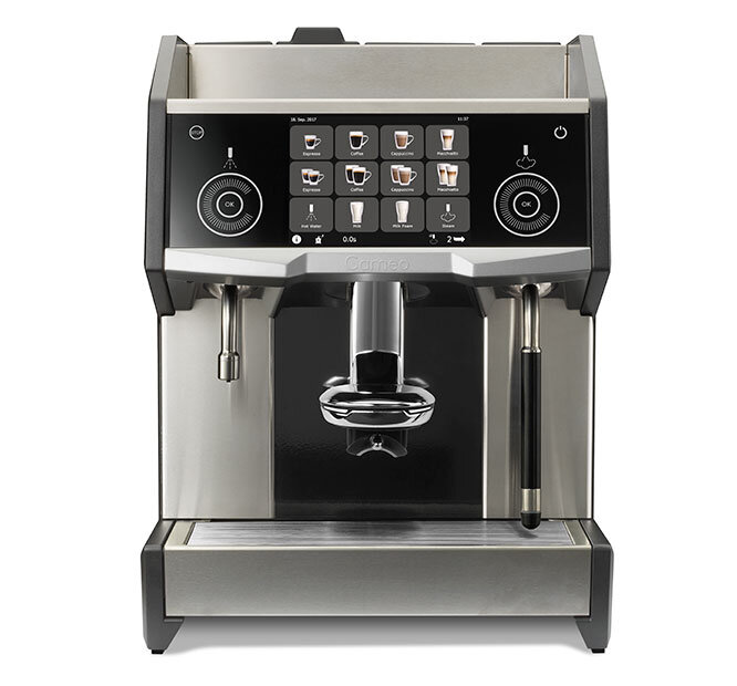 Eversys Cameo C'2m | espressomachine | thempest | KoffiePartners