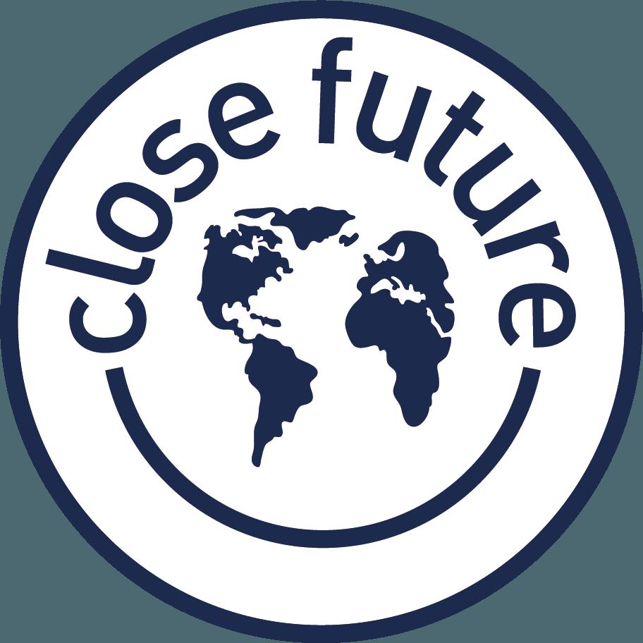 logo Close Future | Duurzaamheid | CoffeeFresh en KoffiePartners