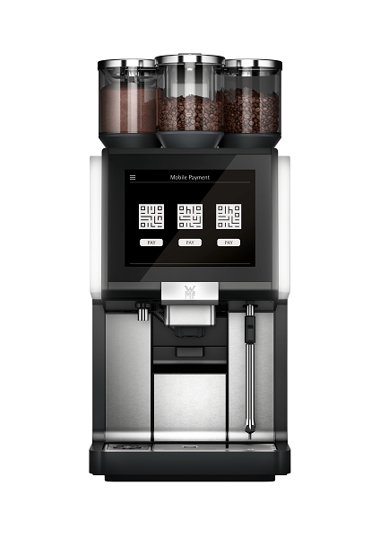WMF 5000 S+ koffiemachine | KoffiePartners