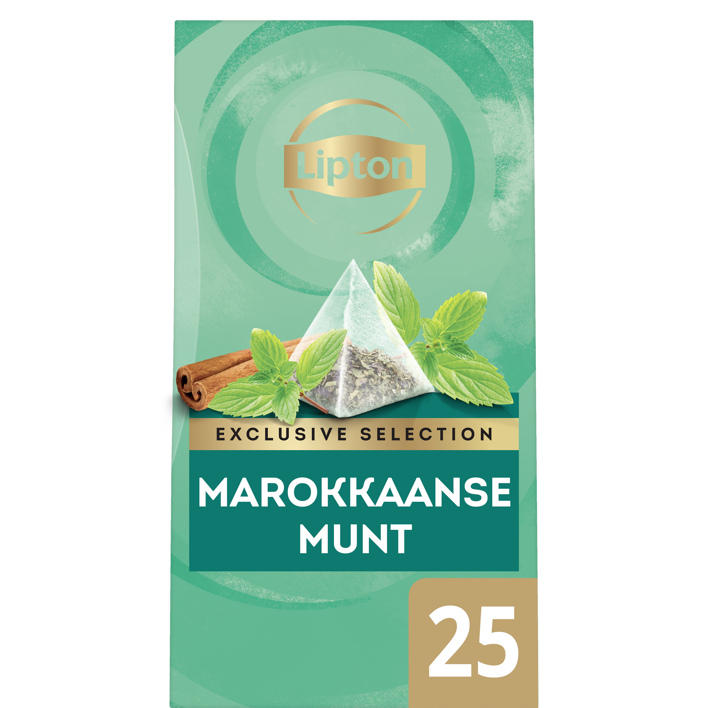 Marokkaanse munt thee lipton exclusive selection | KoffiePartners
