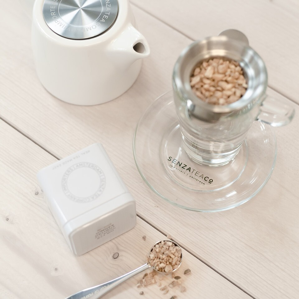 Senza Tea Gemberthee | KoffiePartners