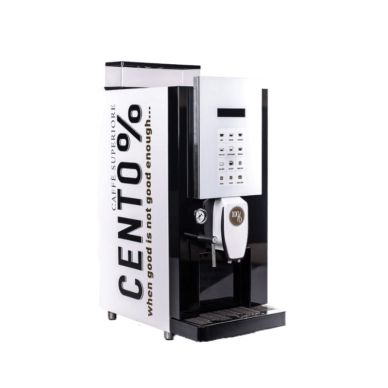 Cento | Espressobonen machine | KoffiePartners