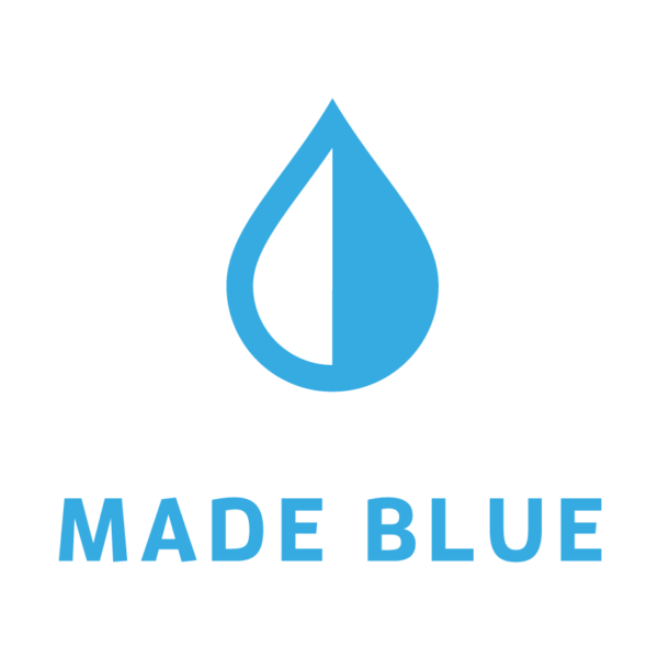 Made Blue logo