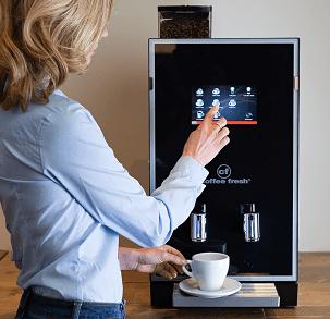 Proefplaatsing koffiemachine | KoffiePartners