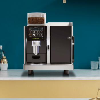 Eversys E4M sfeerfoto | KoffiePartners
